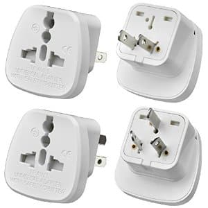 Power adapter France to Australia