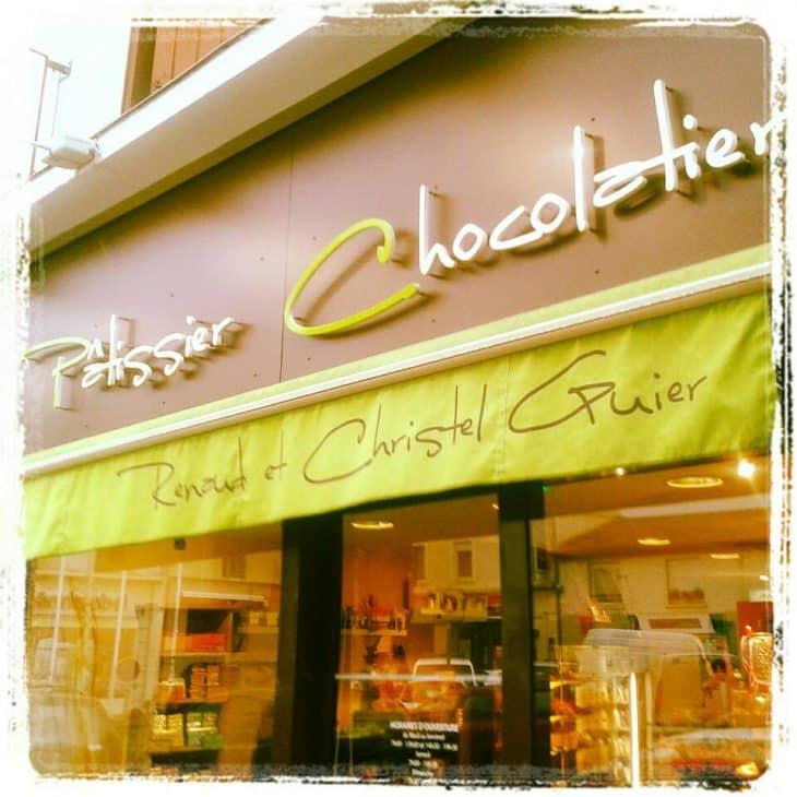 Pâtisserie française