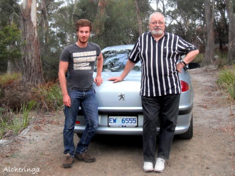 Bertrand Cadart, le maire français de Tasmanie