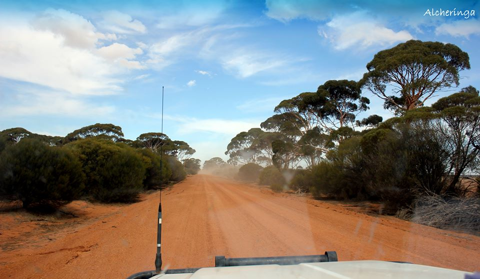 L'outback australien de notre 4X4