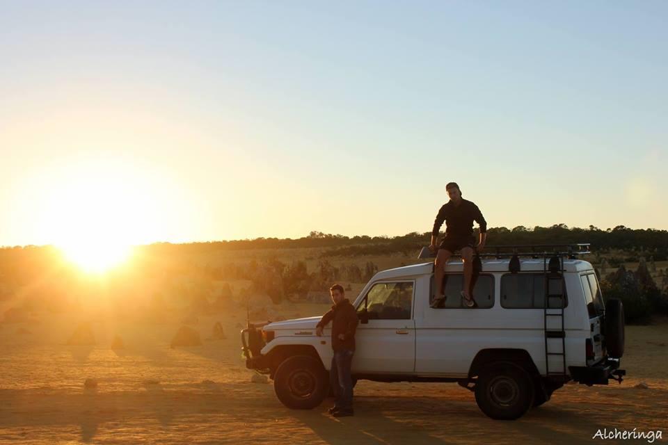 A la découverte de l'Ouest australien