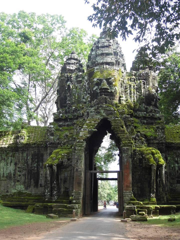 Marion passe par l'Asie du sud-Est