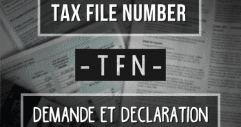Thumbnail TFN Tax File Number