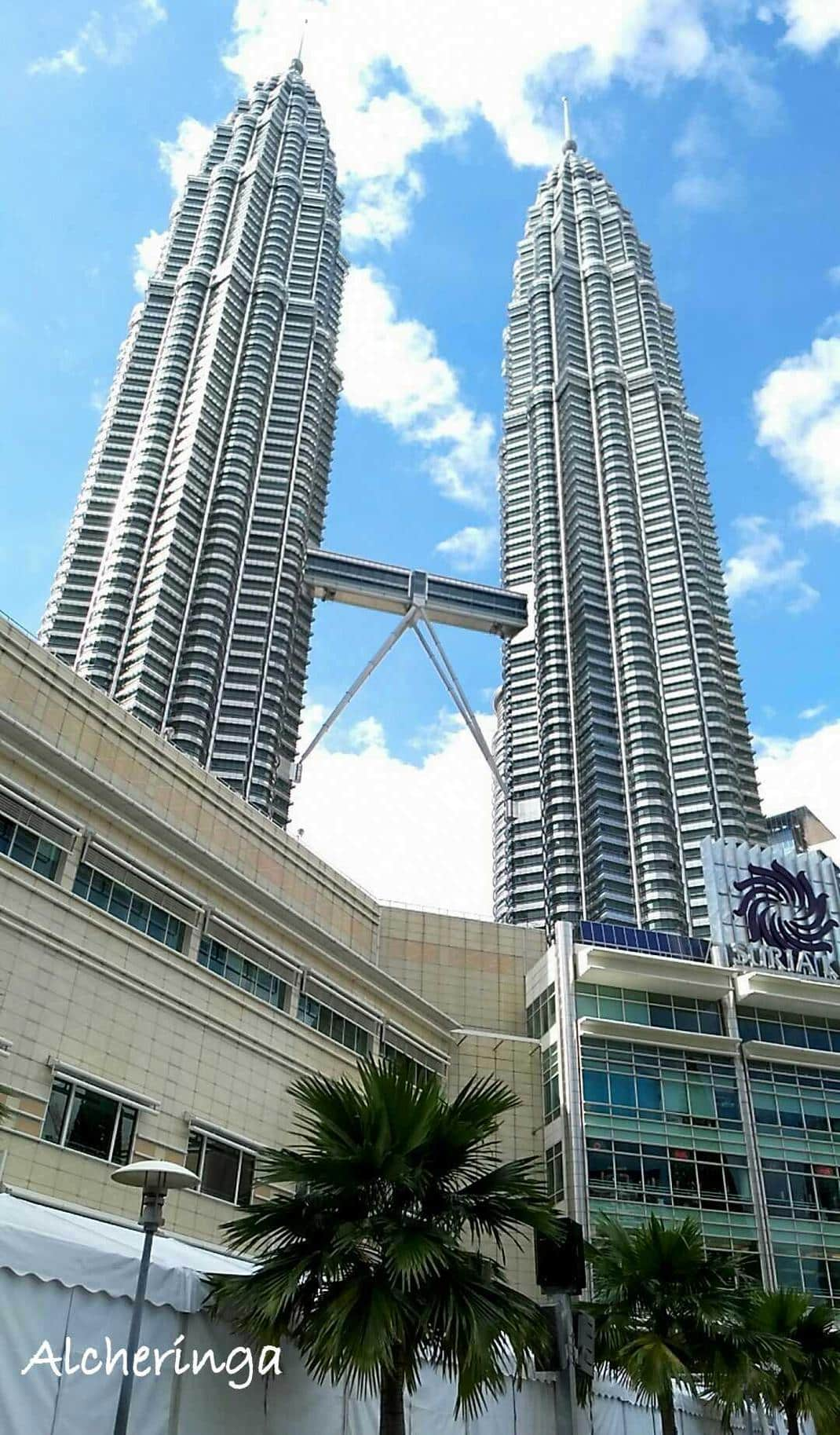Les tours Petronas en Malaisie