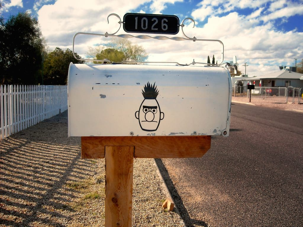 Keep your damn mail -By Marion Brite -CC-AT-NC-ND