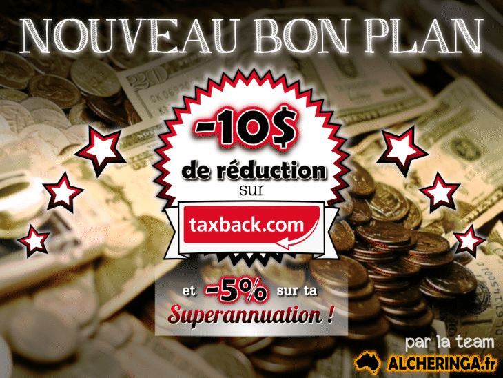 Bon Plan Reduction Taxback Superannuation